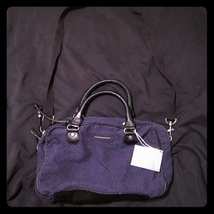 ROXY hobo bag dark blue